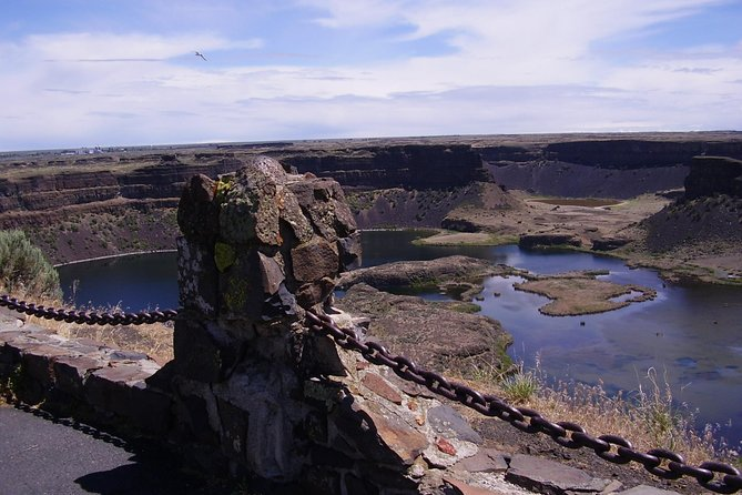 Private Overnight Tour of Grand Coulee Dam and Dry Falls - Beautiful Scenery