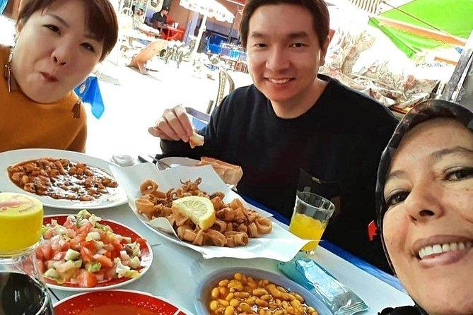 Casablanca Food Tour - Marché Central & Seafood Lunch