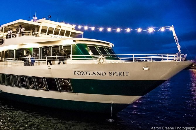 2.5-Hour Dinner Cruise Through Downtown Portland