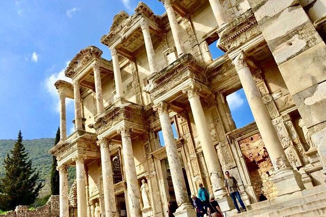 Full-Day Tour of Ephesus with Flight from Istanbul