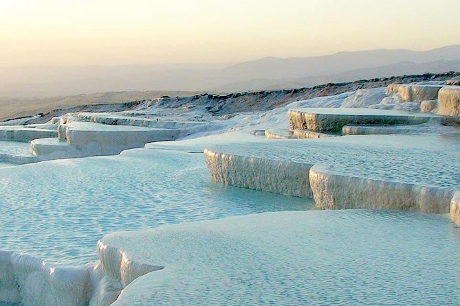 Private Pamukkale and Ephesus tour 2 days