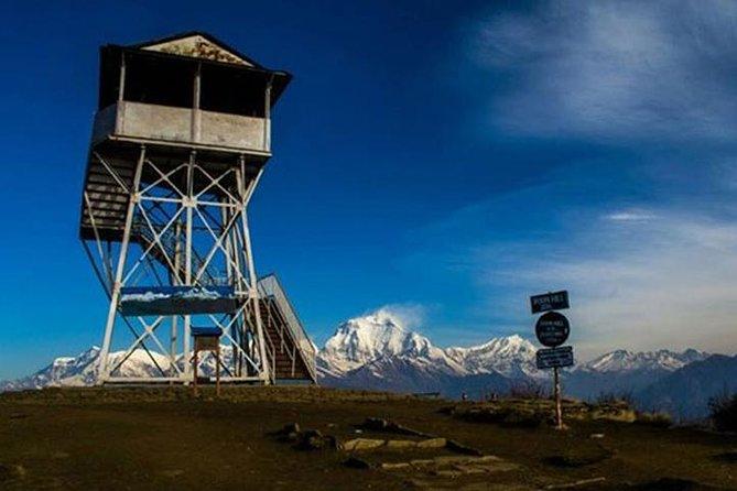 Ghorepani Poon Hill Trekking Adventure in 5 days