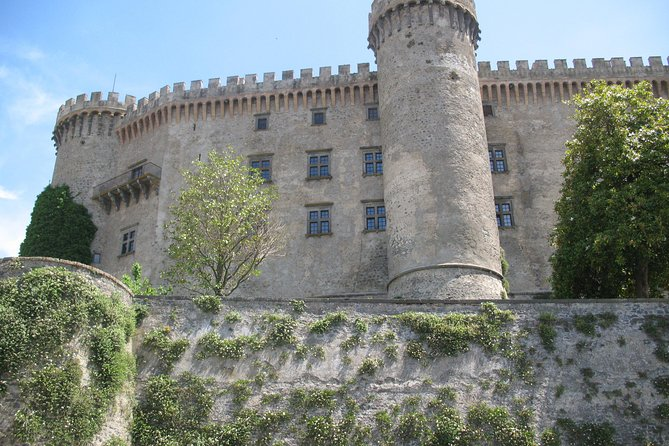 Odescalchi Castle Bracciano A step back in the Middle Age From Civitavecchia