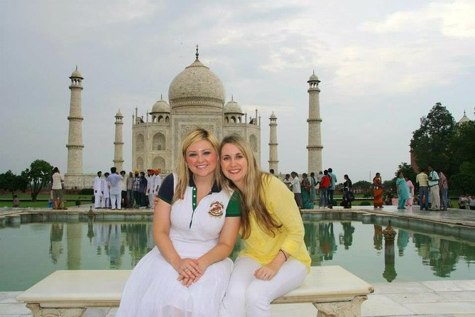 Private Tour: Golden Triangle 3-Day Luxury Tour from Delhi