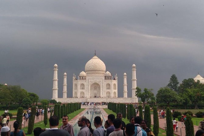 Private Tour to Agra with Taj Mahal & Agra Fort from Delhi