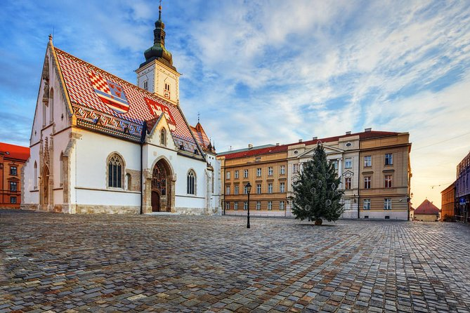 Private Walking Tour of Upper and Downtown Zagreb