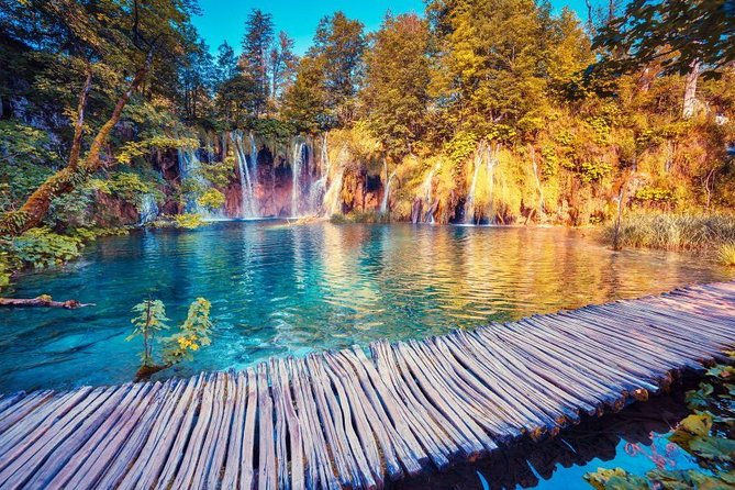 Plitvice Lakes and Rastoke Full-Day Tour from Zagreb