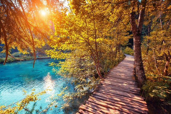 Private Day Trip: Stunning Plitvice Lakes and Rastoke from Zagreb