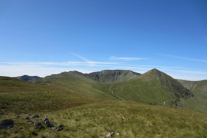 Helvellyn and Striding Edge Guided Mountain Walk from Glenridding