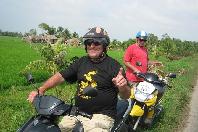 From Ho Chi Minh City to Mekong Delta 2 Days By Motorbike