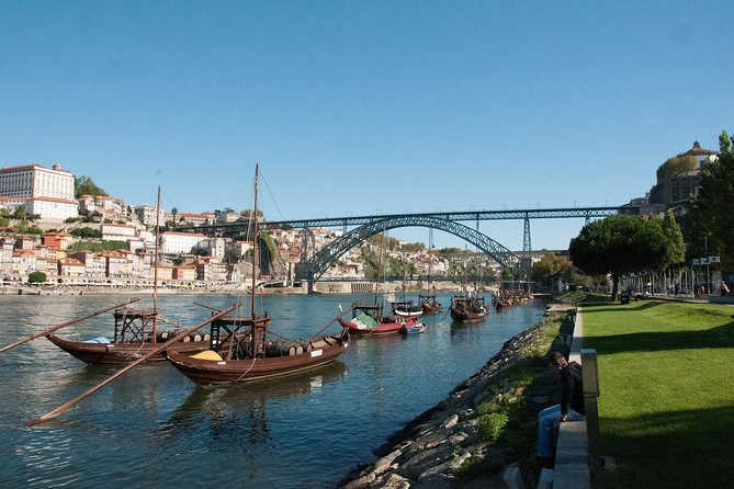 Porto Full Day Private City Tour with Wine Tasting