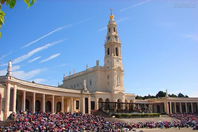 Full Day Fátima and Coimbra Private Tour from Porto