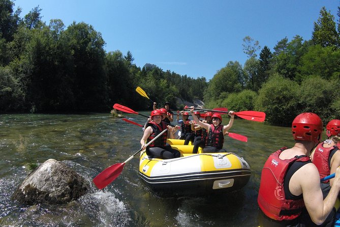 Rafting in Bled Slovenia