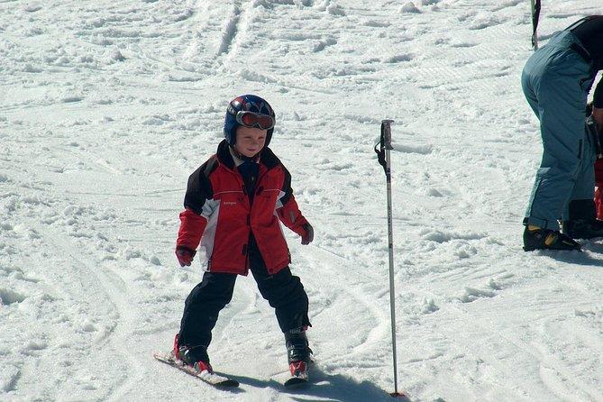 Vogel Ski Center: Half Day Skiing with Instructor