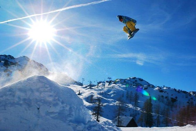 Vogel Ski Center: Half Day Snowboarding with Instructor