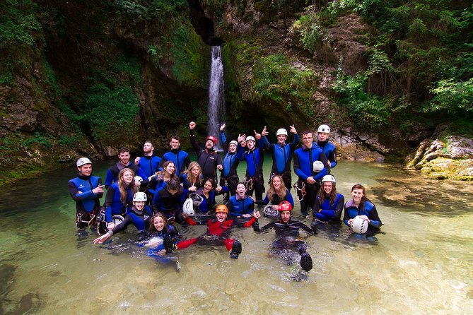 Ultimate Caynoning adventure near Lake Bled - 2 canyons in 1 day