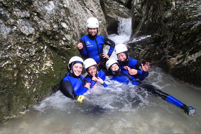 Exclusive - Private Bled Lake Canyoning Adventure