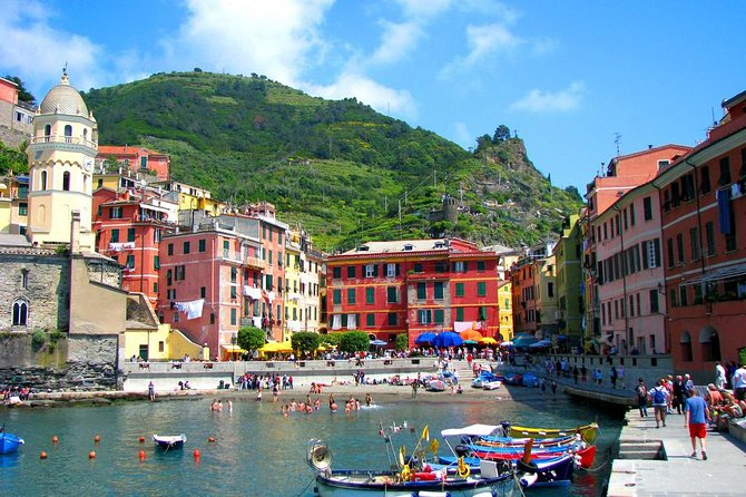 4-Night Italy: Rome, Florence and Cinque Terre from Rome