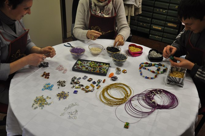 Private Tour: Murano Glass Workshop