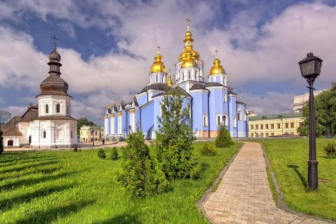 Half-Day Private Sightseeing Tour of Kyiv