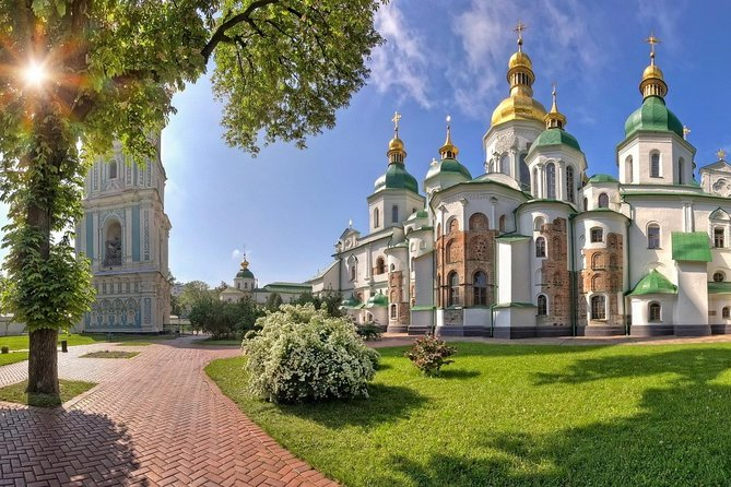 Full Day Private City Tour of Kyiv