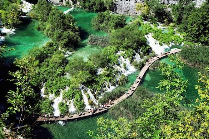Zadar Plitvice National Park Private Full-Day Tour