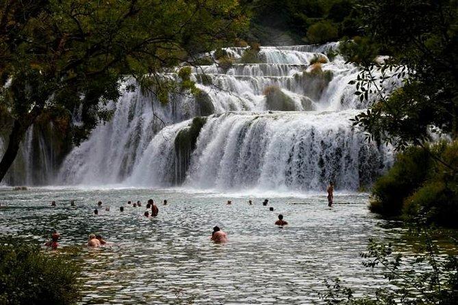 Zadar Krka National Park Guided Private Day Trip