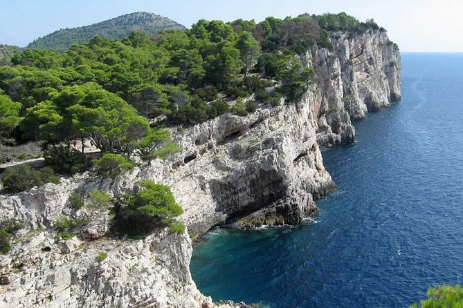 From Vodice: Full Day Kornati and Telascica National Park Tour