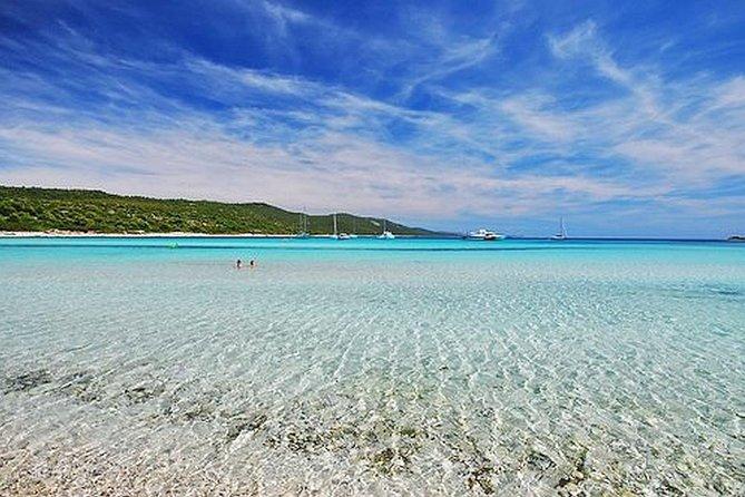 From Zadar: Full Day Public Saharun Beach Tour