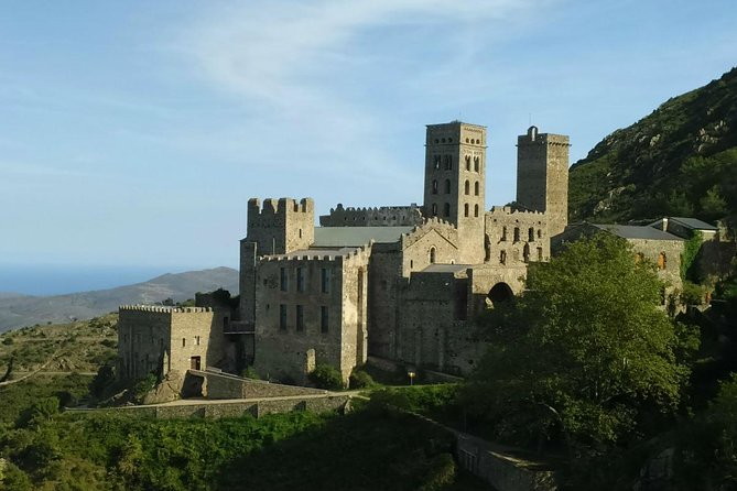 Cadaques, St Pere de Rodes Monastery + Tasting Wines small group from Girona