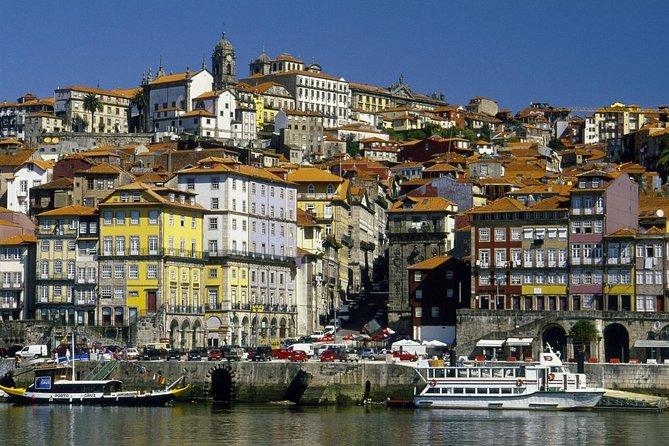 Excursão particular: Cidade do Porto e degustação de vinhos