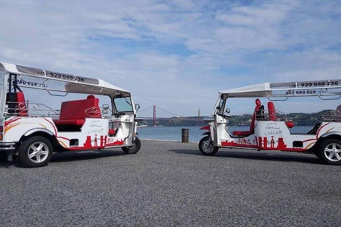 Belém Tour - Tuk Tuk Sightseeing - Lisbon