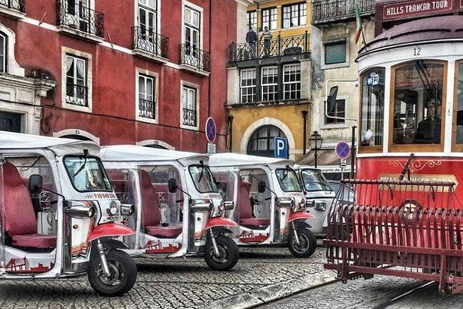 Royal Trip - Tuk Tuk Sightseeing - Lisbon