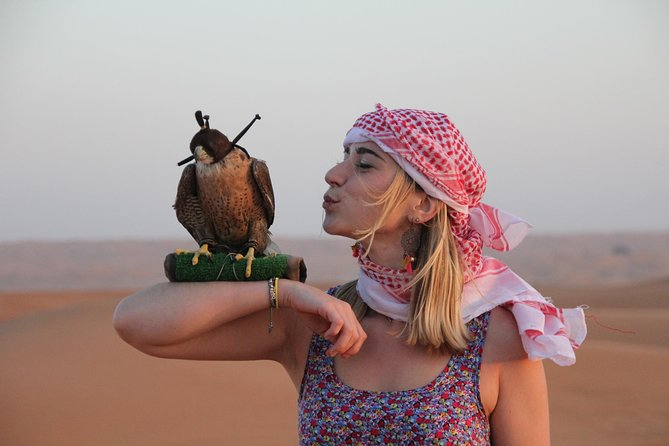 from Dubai : Discover Falconry and Ride a Camel