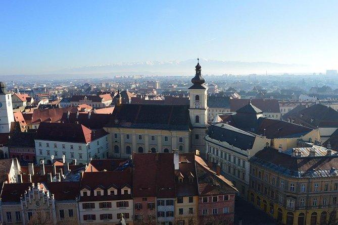 Private Walking Tour of Sibiu