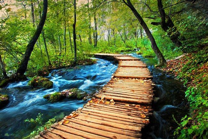 Economy Plitvice Lakes tour from Split