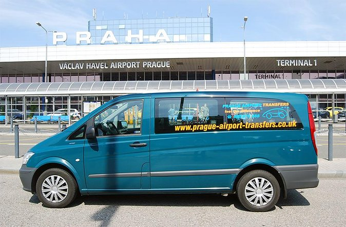 Prague Airport Shuttle