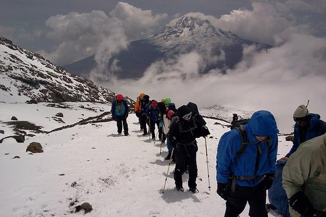 6-Day Rongai Route Trek to Kilimanjaro from Arusha with Mountain Camping