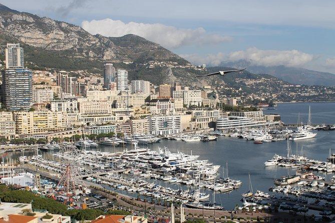 Private Departure Transfer: Monaco to Nice Airport