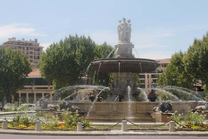 Full-Day Private Marseille Shore Excursion: Aix-en-Provence, Cassis, Calanques