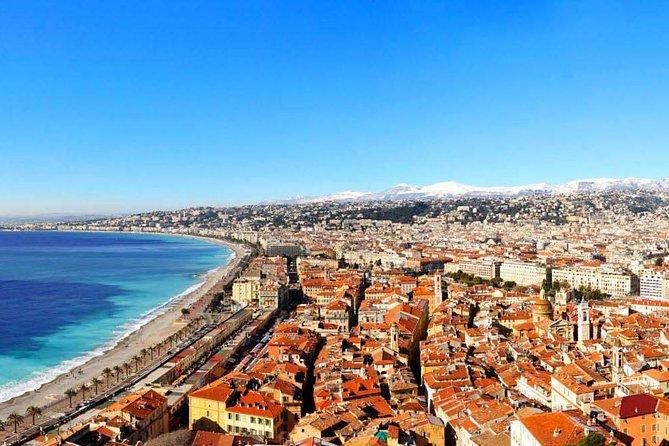 Villefranche Shore Excursion: Nice, Eze, Monte-Carlo