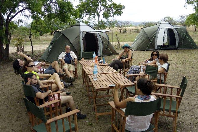 3 Days Safari to Mikumi - CAMPING