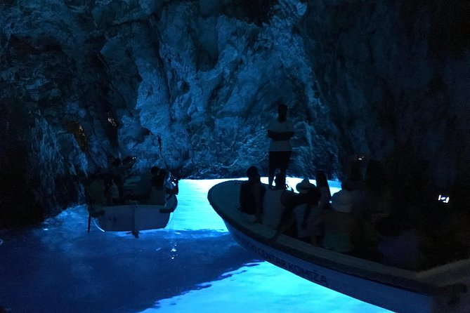 Blue Cave and Vis Island Day Trip from Hvar with Lunch and Wine Tasting