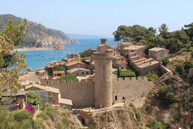 Costa Brava 8-hour Trip from Barcelona