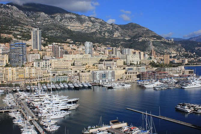 Eze Village Monaco and Monte-Carlo