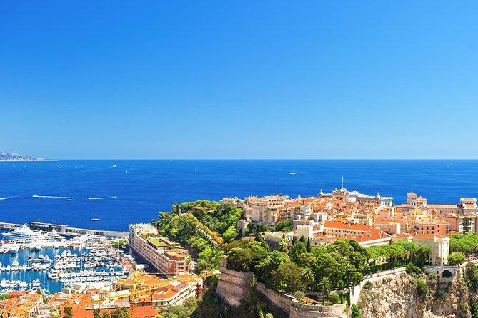 Eze Monaco and Monte Carlo