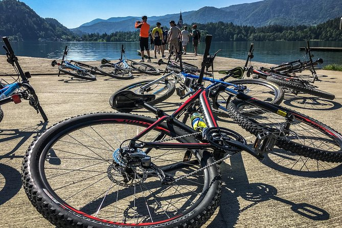 Top trails of Bled Bike Adventure
