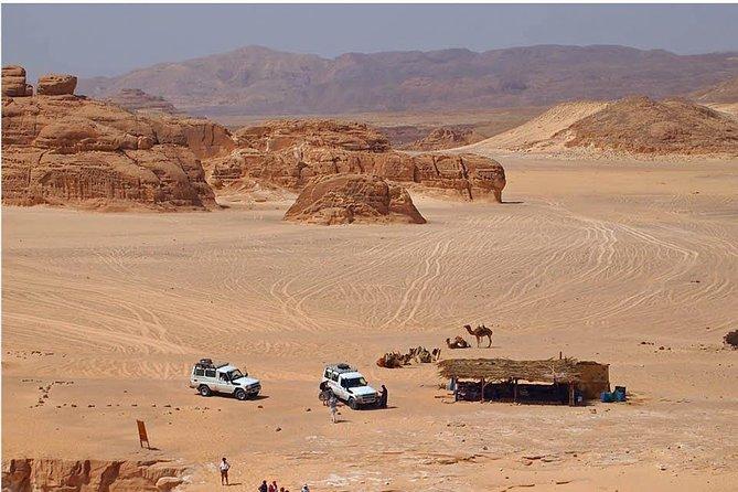 4x4 Jeep Adventure from Dahab