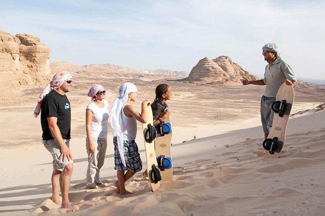 4x4 Jeep Adventure desde Sharm