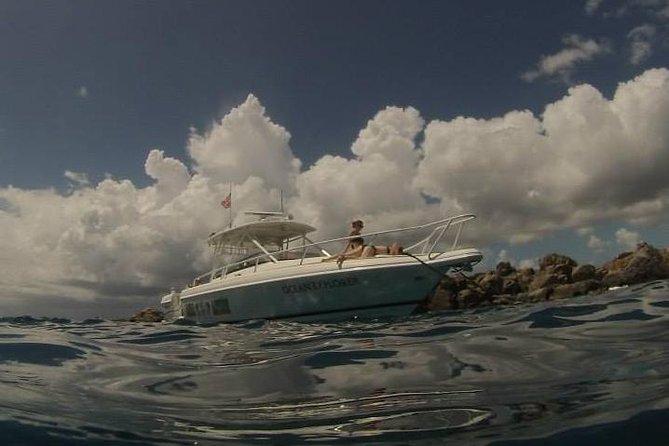 USVI and BVI Power Boat Charter